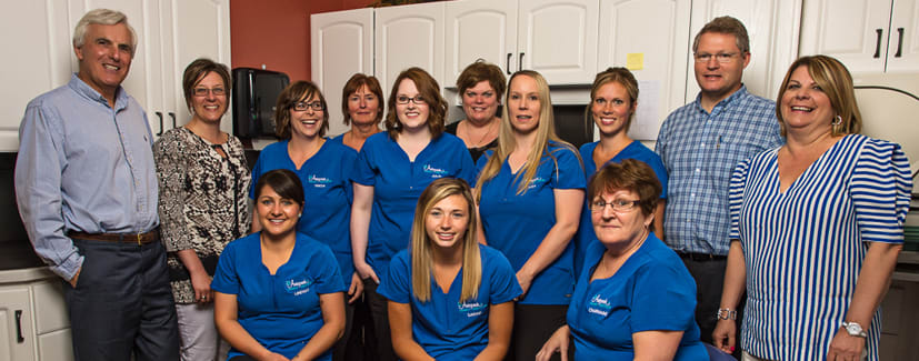 Dental Team at Antigonish Family Dentistry